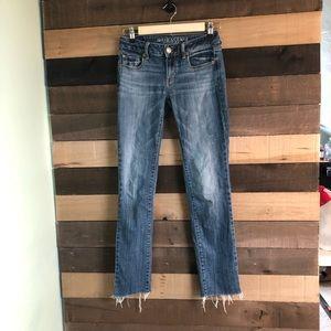 American Eagle Women's Skinny Jeans size 00